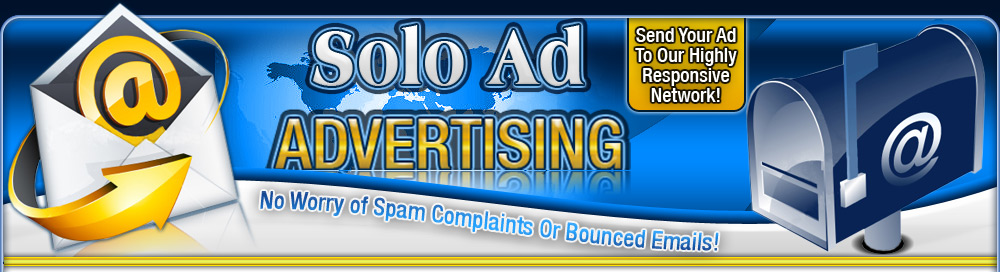 Solo Ad Advertising Solo Ads